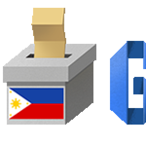 Google logo for 2019 elections